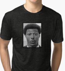 Samurai Cop - Frank Washington Tri-blend T-Shirt