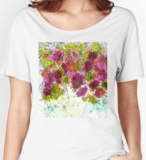Dog-Rose. Autumn. Relaxed Fit T-Shirt