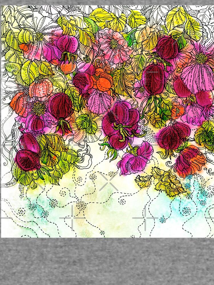 Dog-Rose. Autumn. by rusanovska