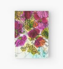 Dog-Rose. Autumn. Hardcover Journal