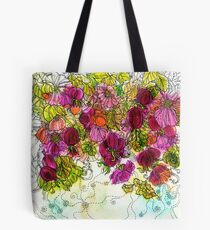 Dog-Rose. Autumn. Tote Bag