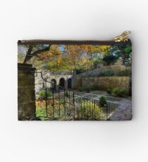 Sunken Garden Studio Pouch