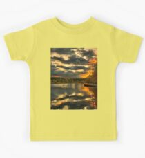 Colorful lake Waban Kids Clothes