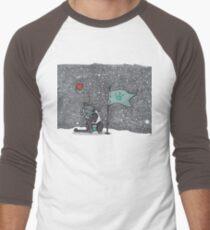 Star Kitten & the Galaxy of Nowhere Men's Baseball ¾ T-Shirt