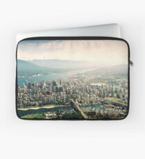 Vancouver (Aerial View) Laptop Sleeve