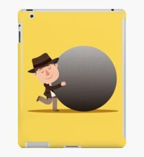 Indy - Boulder love iPad Case/Skin