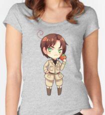 Romano (Lovino) - Hetalia Fitted Scoop T-Shirt