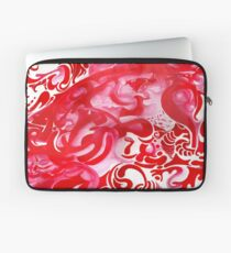 Untitled Red Painting Laptop Sleeve