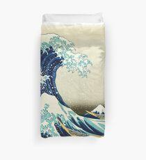 Die große Welle vor Kanagawa Bettbezug