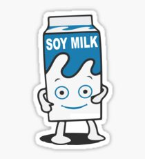 Soy Milk Sticker