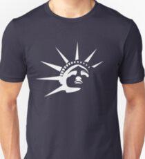 Lady Liberty - White T-Shirt