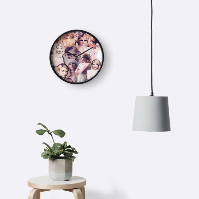 Chanel Oberlin - Emma Roberts Collage von effsdraws