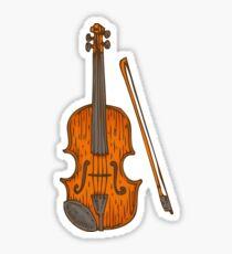 Geige Sticker