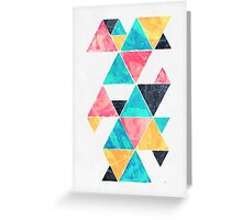 Equipoise Greeting Card