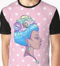 Grungy Antoinette Graphic T-Shirt