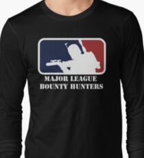 Major League Bounty Hunters Long Sleeve T-Shirt