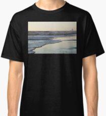 Beach Sunset Ormond Beach Classic T-Shirt