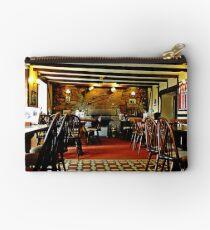 """ Inside the Pub"" Studio Pouch"