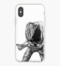 Negative Creep iPhone Case