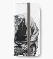 Negative Creep iPhone Wallet/Case/Skin