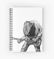 Negative Creep Spiral Notebook