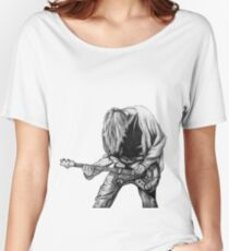 Negative Creep Women's Relaxed Fit T-Shirt