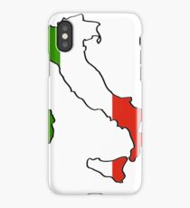 Italy Flag iPhone Case/Skin