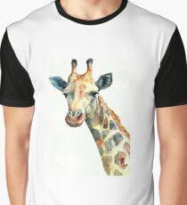 plain giraffe my digital art Graphic T-Shirt