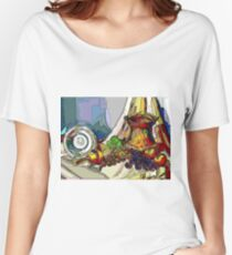 Still Life With Copper Cup Women's Relaxed Fit T-Shirt