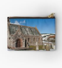 The Kirk at Cranshaw Studio Pouch