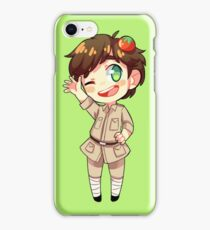 Spain - Hetalia iPhone Case/Skin