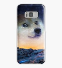 Doge sky Samsung Galaxy Case/Skin