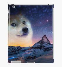 Doge sky iPad Case/Skin