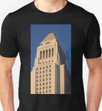Los Angeles City Hall Unisex T-Shirt