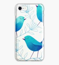 Bluebirds iPhone Case/Skin