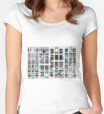 Amsterdam 30 Women's Fitted Scoop T-Shirt