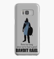 Skyrim Guard - Bandit Raid Samsung Galaxy Case/Skin