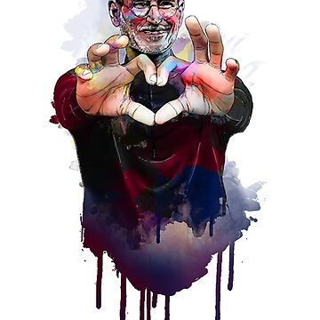 Steve Jobs by LionsCrown