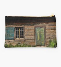Once Upon A Time Painted Studio Pouch