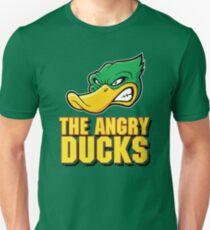 Angry Ducks - Sport Mascot T-Shirt