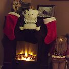HO ! HO !  HO! MERRY CHRISTMAS by MsLiz