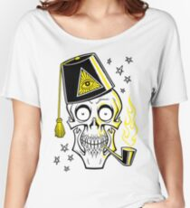 MR. BONES Women's Relaxed Fit T-Shirt