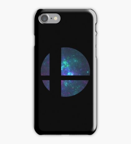 Super Smash Brothers logo iPhone Case/Skin