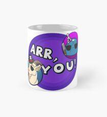 Arr you! Mug