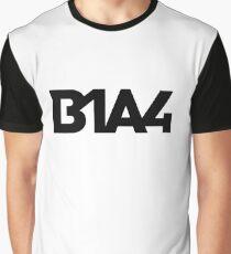 B1A4 - Logo Graphic T-Shirt
