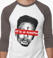 "21 Savage ""it's a knife"" Supreme T-Shirt"