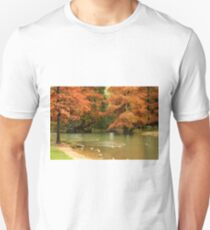 Autumn on the river T-Shirt