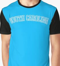 South Carolina United States of America Graphic T-Shirt