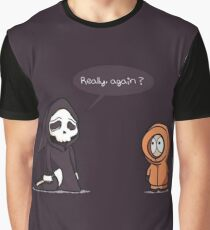 Oh My God They Killed Kenny - South Park Graphic T-Shirt