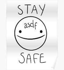 Eddsworld - Stay Safe  Poster